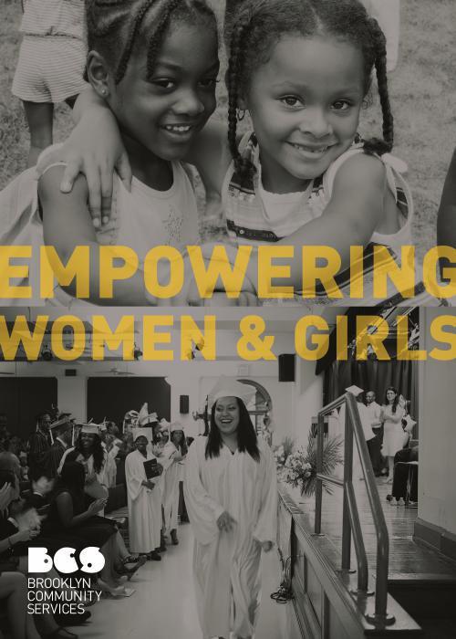 Women and Girls Brochure