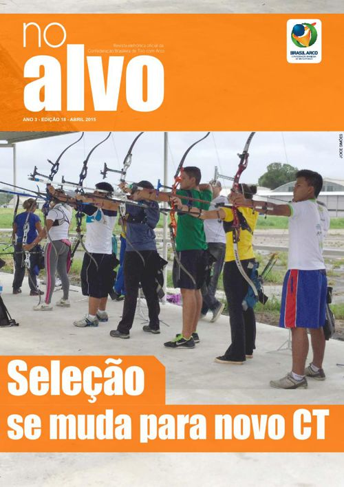 No Alvo - Abril de 2015 - Ed. 18