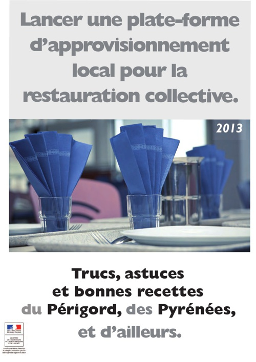 Lancer une plate-forme d'approvisionnement local