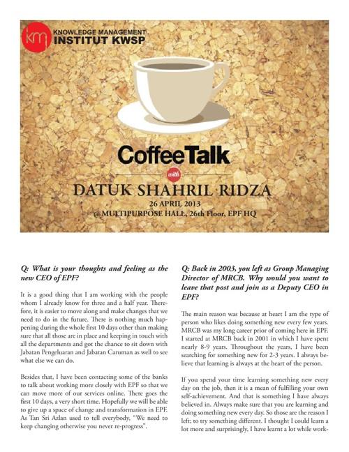 CoffeeTalk_Datuk Shahril Ridza_26 April 2013_HQ