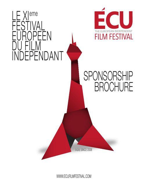 ÉCU Sponsorship Brochure 2016