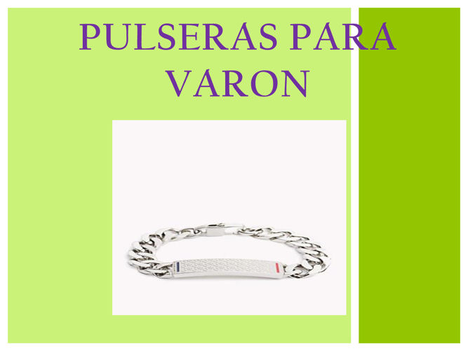 PULSERAS PARA VARON