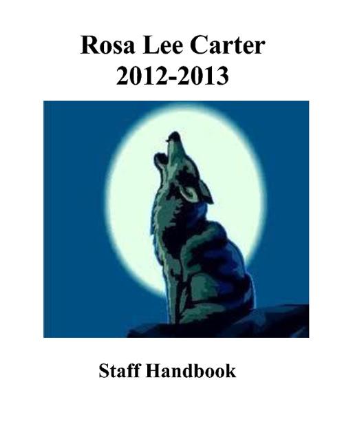 2012.2012 RLC Handbook