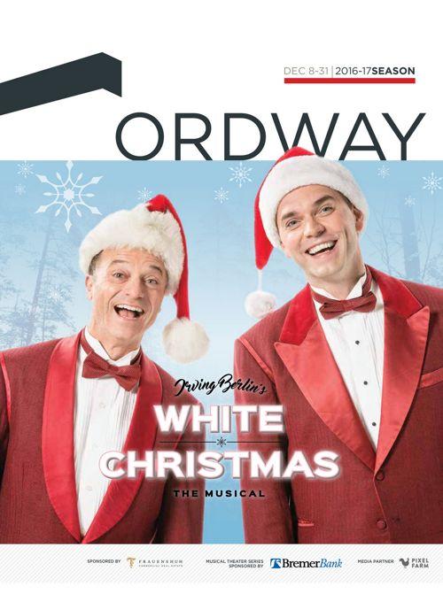 The White Christmas program | 2016-17 Ordway Season