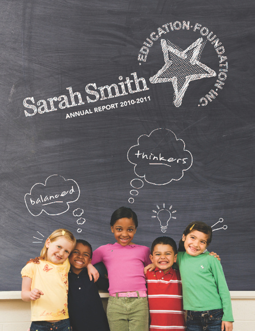 Sarah Smith Annual Report 2011