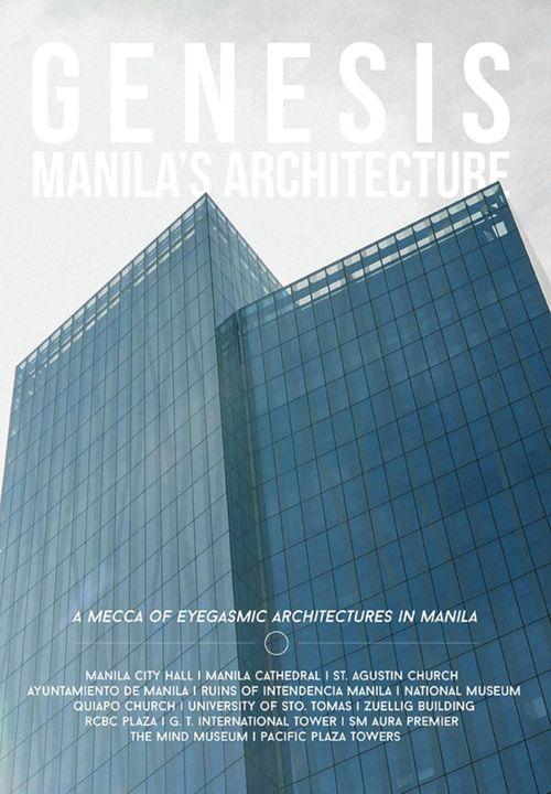 GENESIS: Manila's Architecture