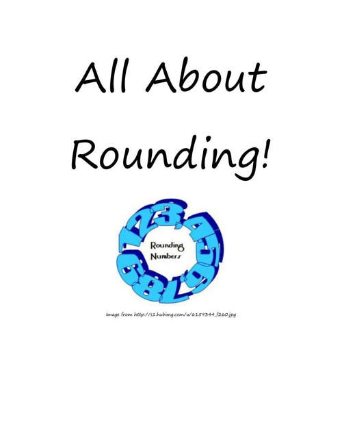 All About Rounding Flipsnack