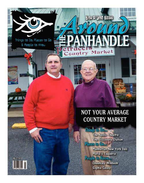 Around The Panhandle - January & February 2017
