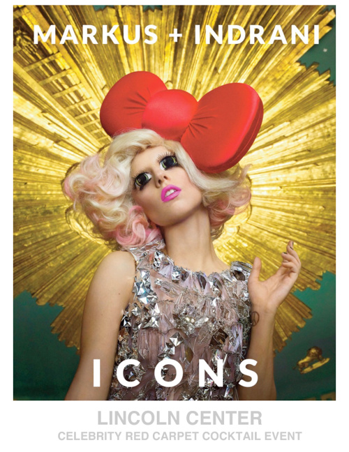 LINCOLN CENTER ICONS EXHIBIT & BOOK LAUNCH EVENT