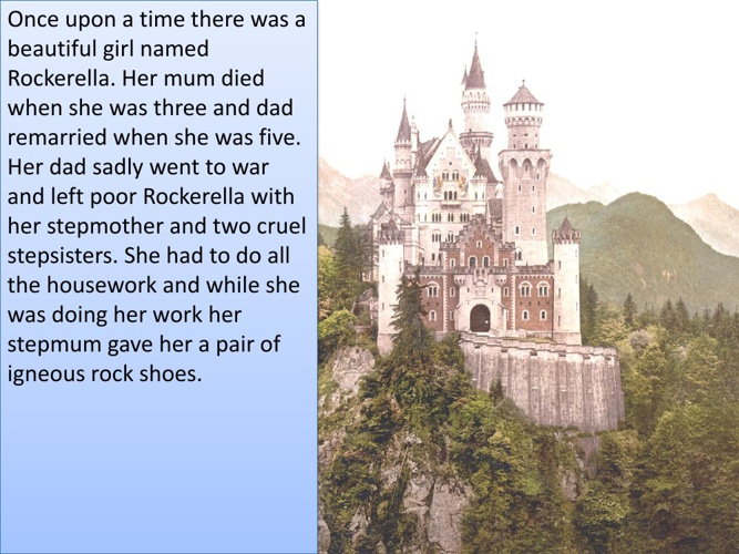 Rockerella story by Neha and Audrey