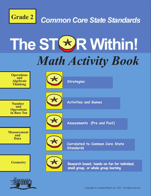 Copy of 2nd Grade Common Core Math Activity Book