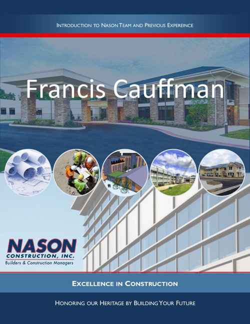 Francis Cauffman Healthcare Packet 062014
