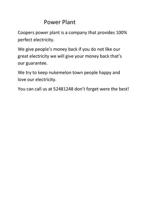 power plant flipbook
