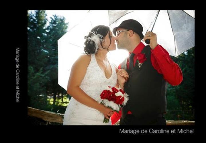 Livre Caroline et Michel