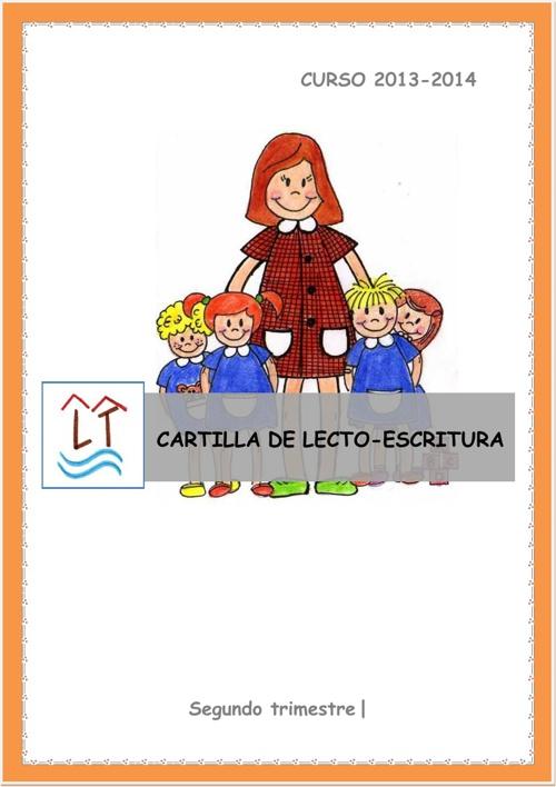CARTILLA DE LECTO-ESCRITURA Nº2