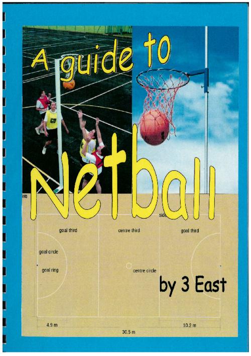 3 East - Netball