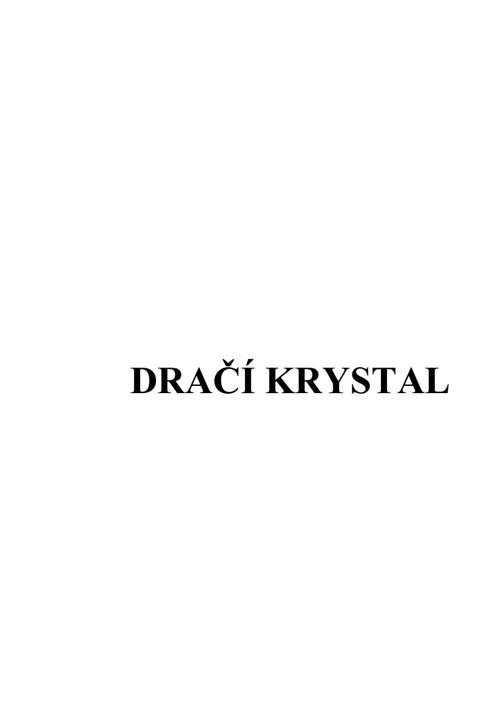 Dračí krystal