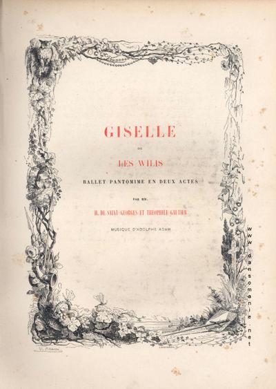 Giselle - Les Beautés de l'Opéra