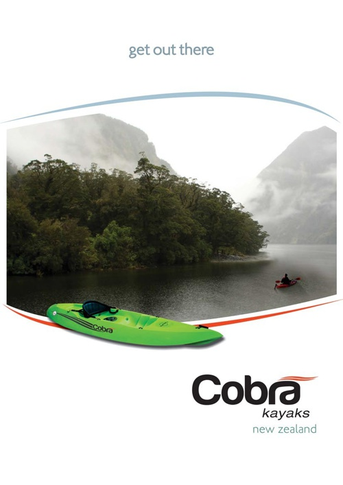 Cobra Kayaks Brochure