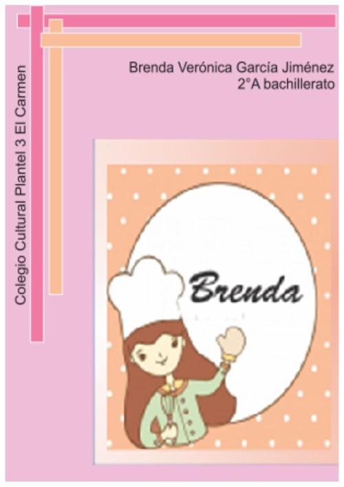 recetario Brenda