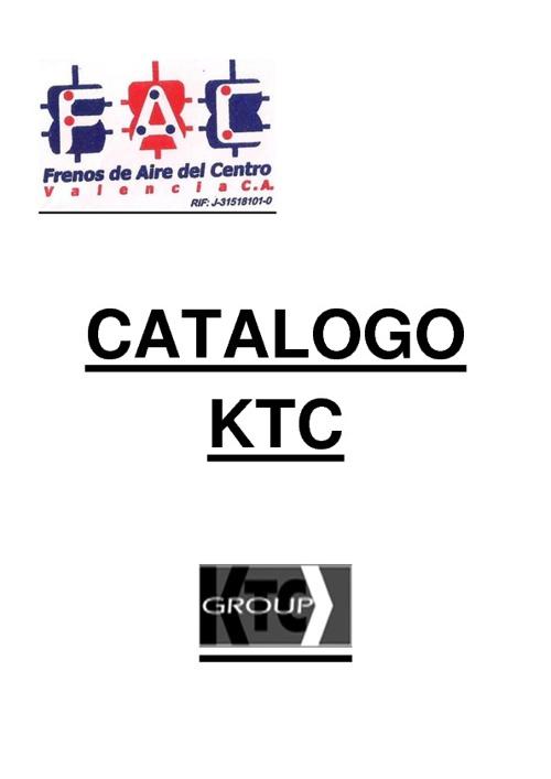 CATALOGO KTC