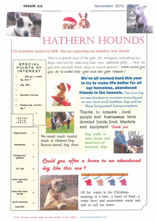 Hathern Dog Rescue