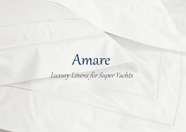 Copy of Amare Yacht Linens