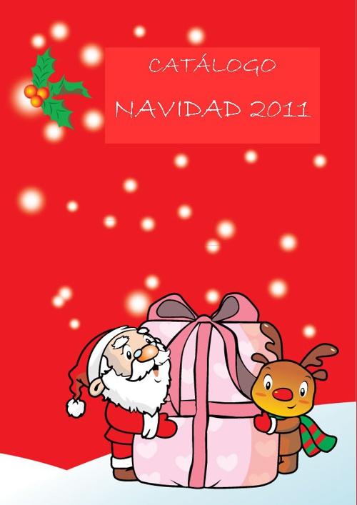 CATALOGO NAVIDEÑO 2011