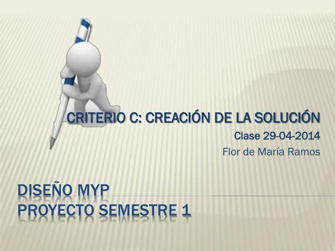 DISEÑO MYP IV 29-04-14