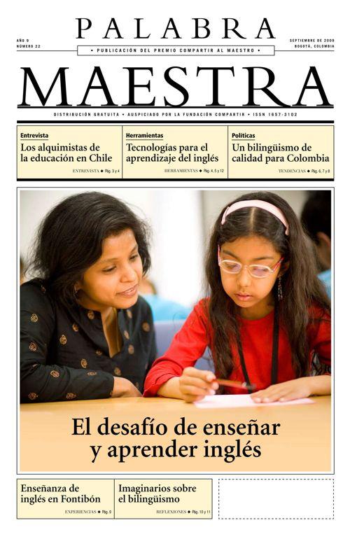 Palabra Maestra, Edición 22