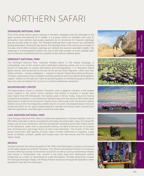 andBeyond Discover Tanzania Brochure