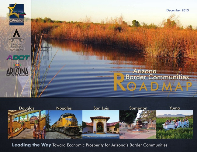 Arizona Border Communities Roadmap