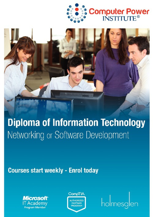 Diploma of Information Technology