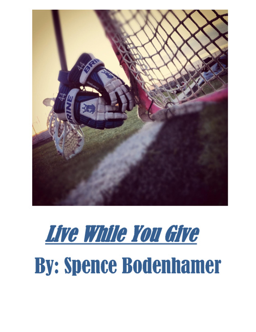 Live While You Give