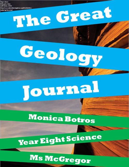 The Great Geology Journal