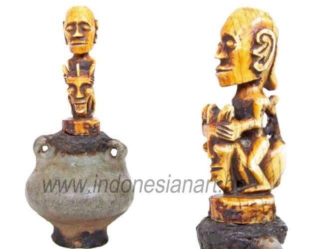 Tribal Art Gilliams - www.indonesianart.be - Batak Guri Guri cat