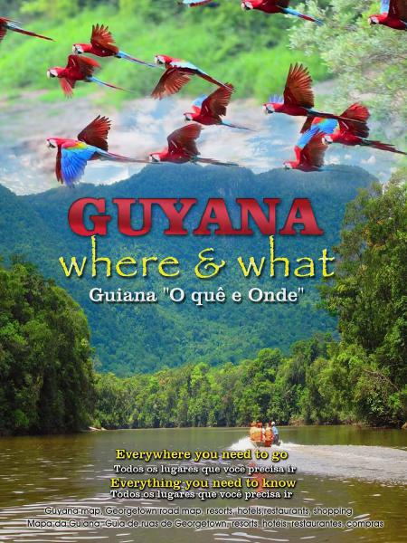 Copy of  Guyana Where & What 2013-14