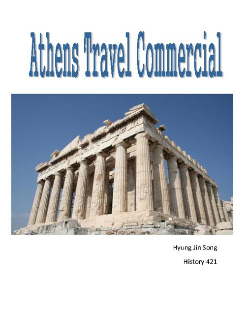 Social Travel Commercials