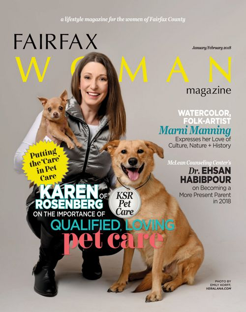 Fairfax Woman - January/February 2018