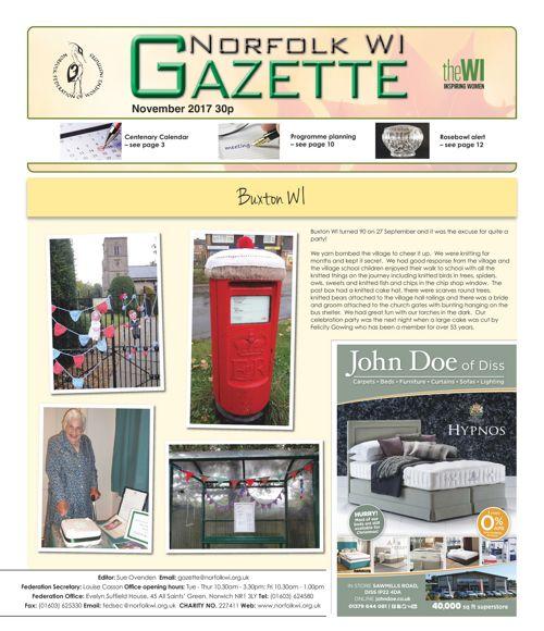 Gazette - November 17