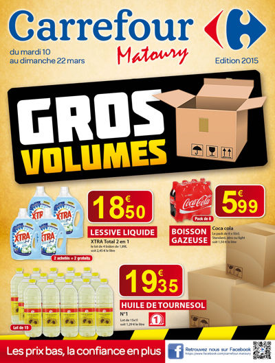 Gros volumes