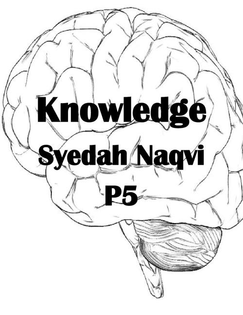 Knowledge Poems Naqvi