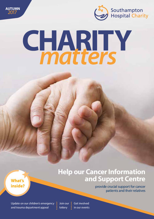 Charity Matters Autumn 2017