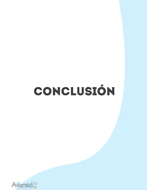 Modulo 3 capitulo 4 conclusiones