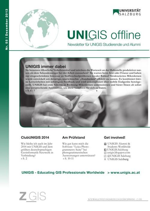 UNIGIS offline 04/2013