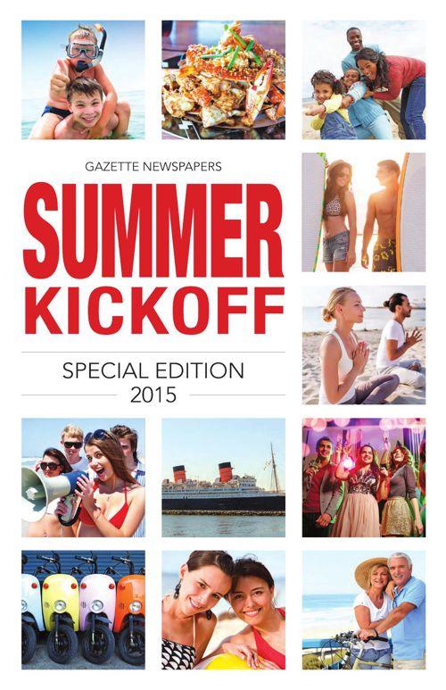 Summer Kickoff | 5-21-15