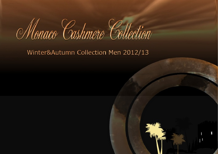 Monaco Cashmere Collection Men 2012/2013