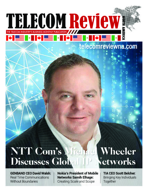 Telecom Review North America May-June 2016