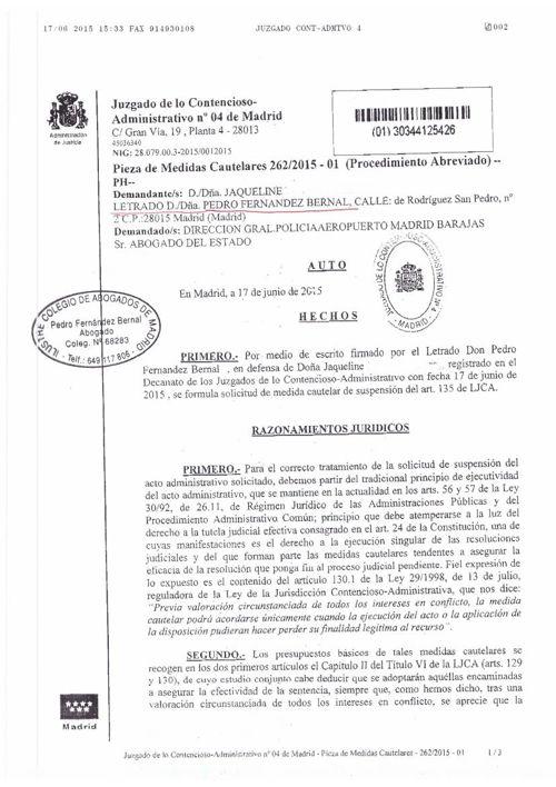 Copy of entrada españa inmediata 2015 estimada recurso a FBernal