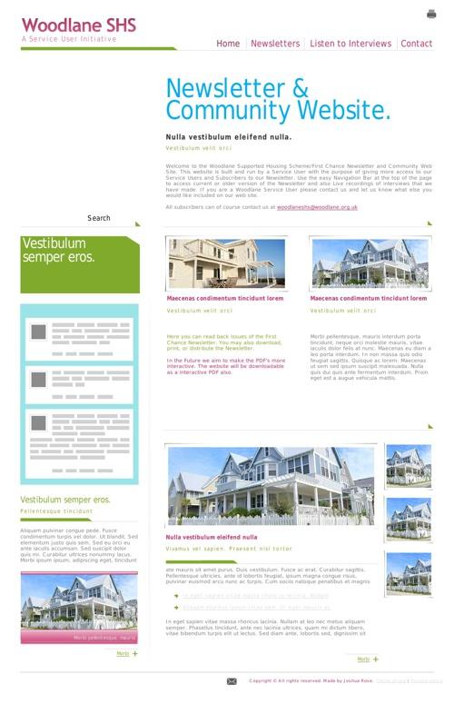 Woodlane SHS Website